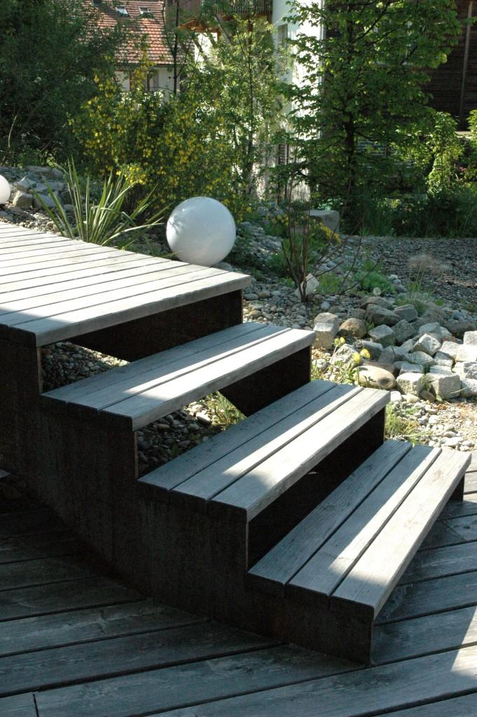 stahl b ni g rten. Black Bedroom Furniture Sets. Home Design Ideas